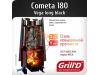 Cometa Vega 180 long black