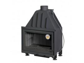 Топка Экокамин Альфа 700-150 с черным шамотом