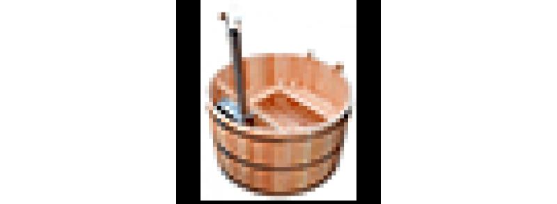 Купель с печью Фукаро