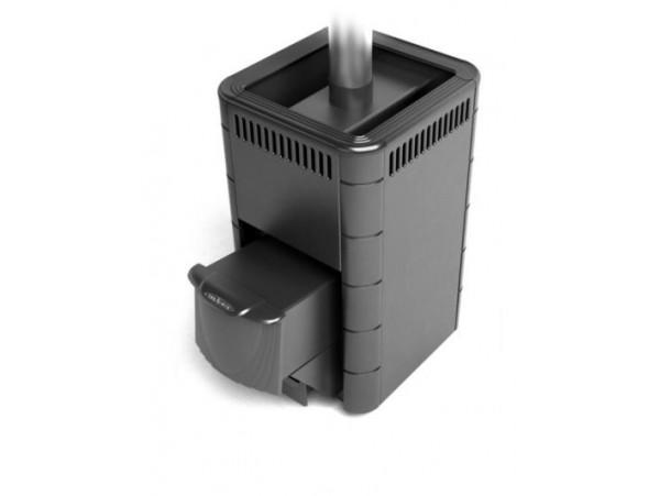 Банная печь Термофор Карасук Carbon ДА антрацит