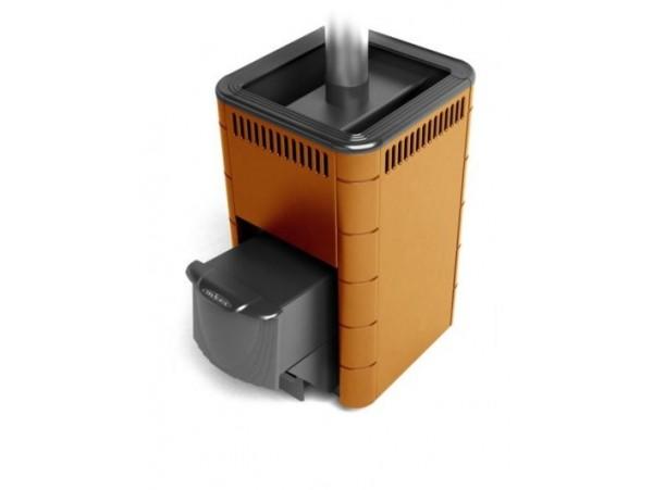 Банная печь Термофор Карасук Carbon ДА терракота