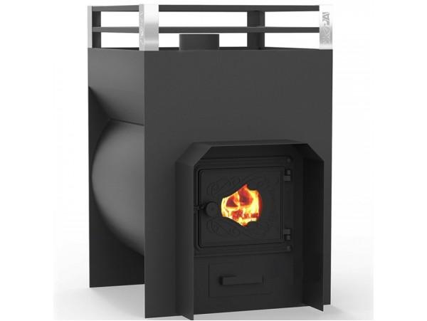 Банная печь Жара-стандарт 500 с дверкой со стеклом
