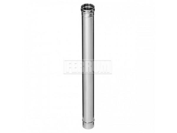 Одностенные дымоходы Ferrum AISI 430-0,5 мм