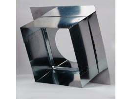 Потолочно проходной узел (ппу) нержавеющая сталь-оцинковка