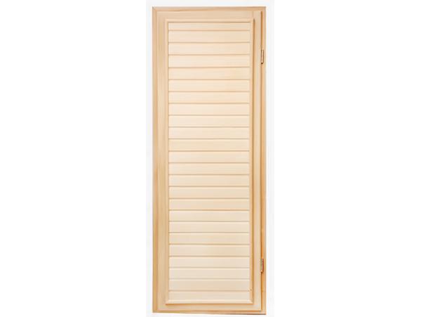 Дверь деревянная 1700*700 липа, 3 петли (коробка-хвоя) сорт А