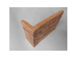 Плитка термостойкая Скол дерева Макси угловая
