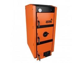 Твердотопливный отопительный котел GTM MAX SE 100 kWt