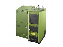 Твердотопливный отопительный котел SAS MultiFlame 100 kWt