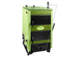 Твердотопливный отопительный котел SAS NWG 12 kWt
