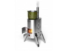 Портативная печь Термофор Дуплет Inox